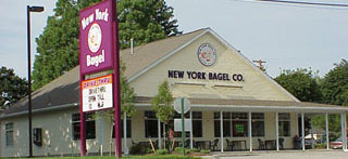 New York Bagel, Dartmouth