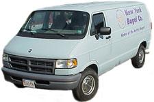 New York Bagel Van